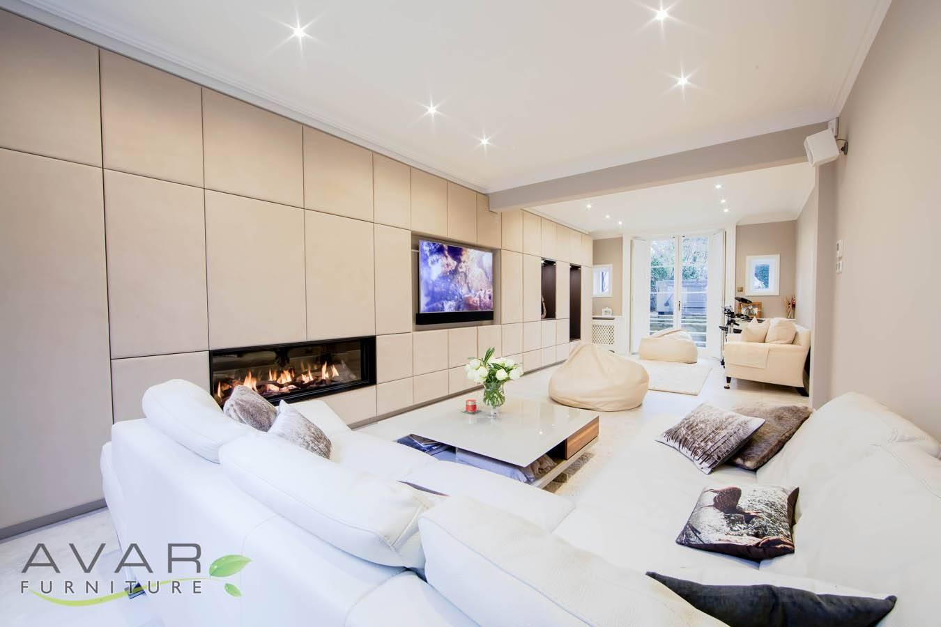 Ƹӝʒ Bespoke Tv/entertainment Units   North London, Uk   Avar Furniture In Bespoke Tv Cabinets (View 8 of 15)