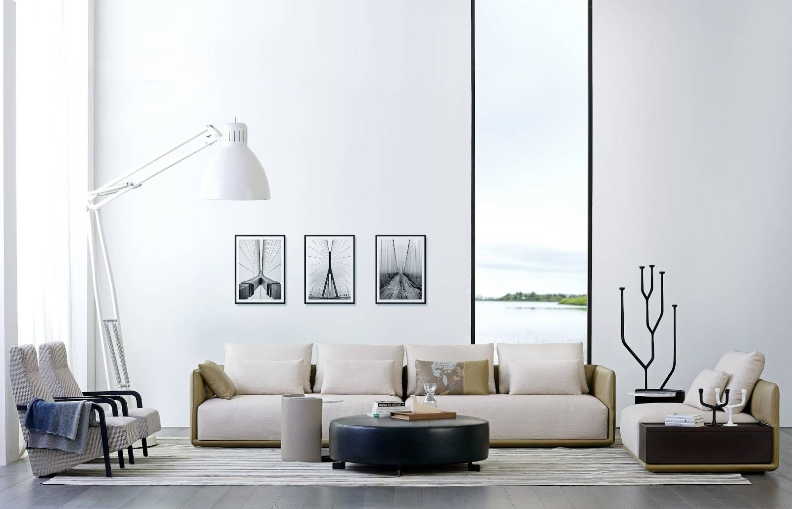 Camerich Contemporary Furniture - The White Approach inside Camerich Sofas (Image 5 of 15)