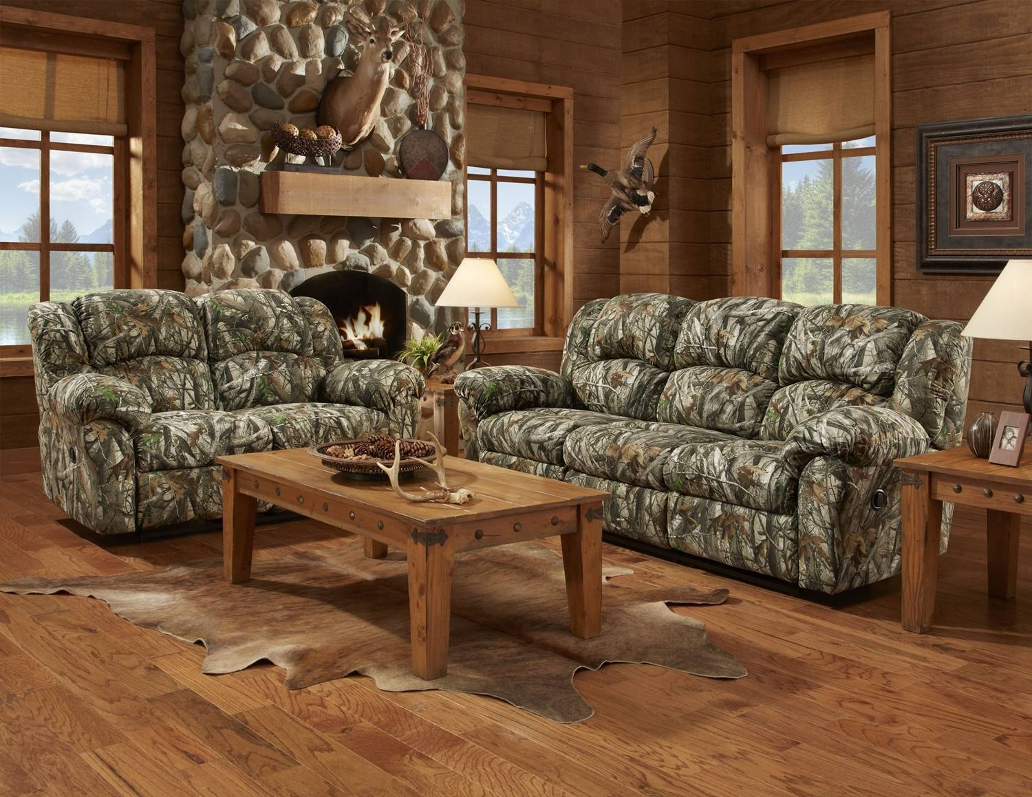 Camo Furniture | Ebay in Camouflage Sofas (Image 1 of 15)