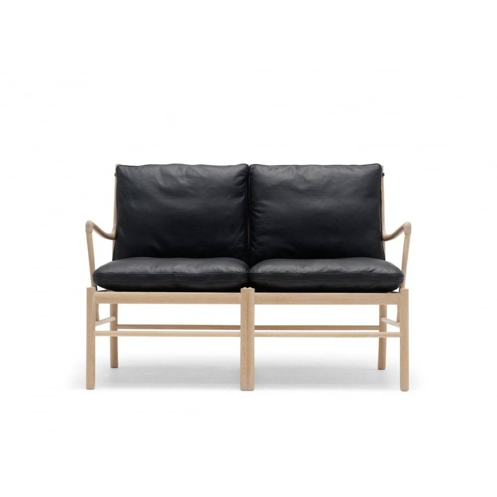 Carl Hansen Ow149-2 Colonial Sofa - Interiors From Home & Stove Uk intended for Colonial Sofas (Image 2 of 15)