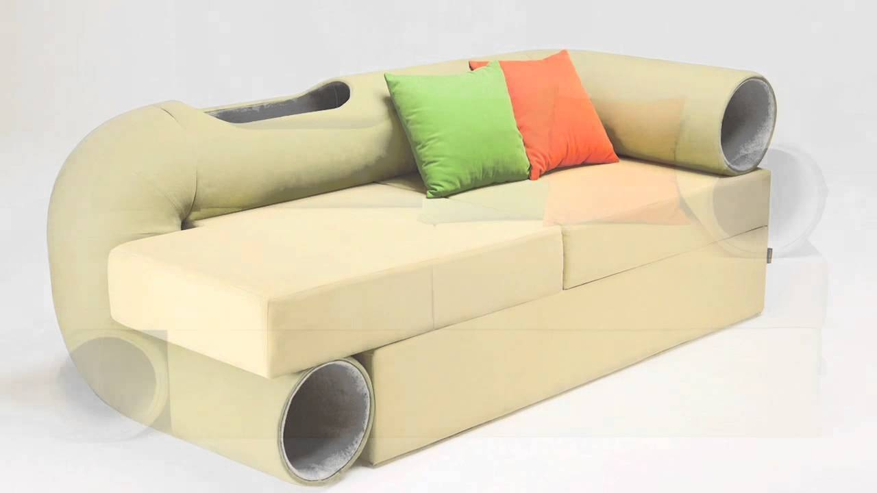 Featured Photo of Cat Tunnel Couches