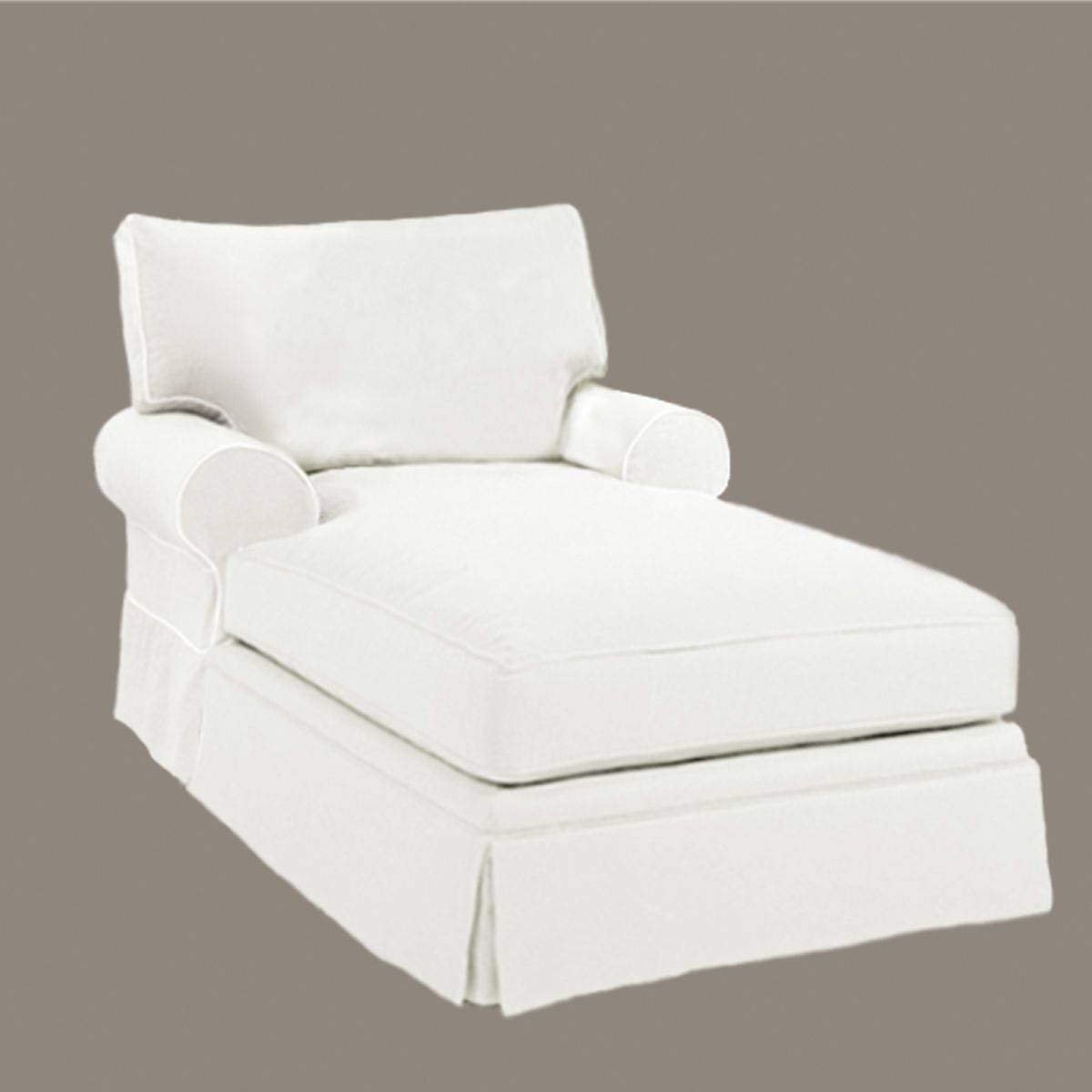 Chaise Lounge Covers Indoor - Thesecretconsul pertaining to Slipcovers For Chaise Lounge Sofas (Image 4 of 15)