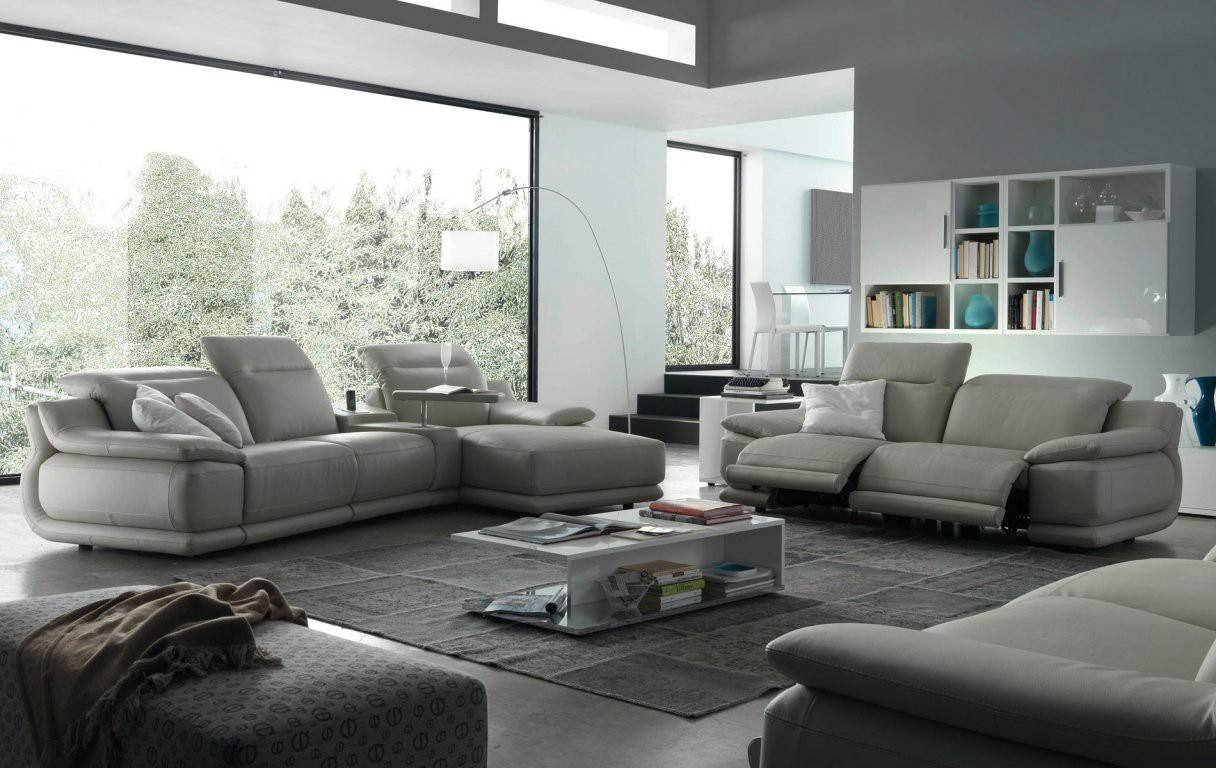 Chateau Ax Italian Leather Sofa With Inspiration Photo 47187 | Imonics regarding Divani Chateau D'ax Leather Sofas (Image 2 of 15)