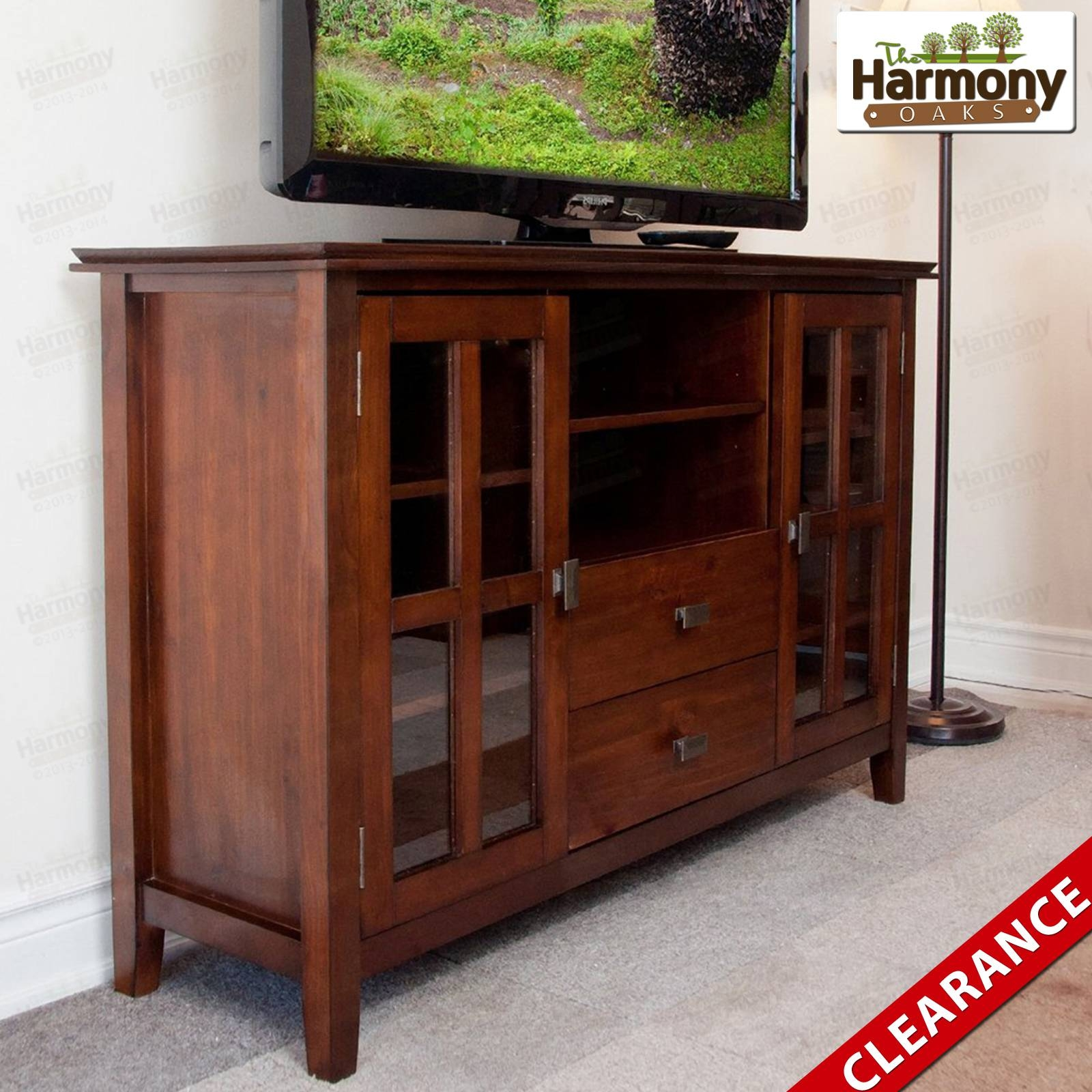 Cherry Tv Stand.lightbox. Cherry Wood Tv Stand. Better Homes And inside Cherry Wood Tv Stands (Image 3 of 15)