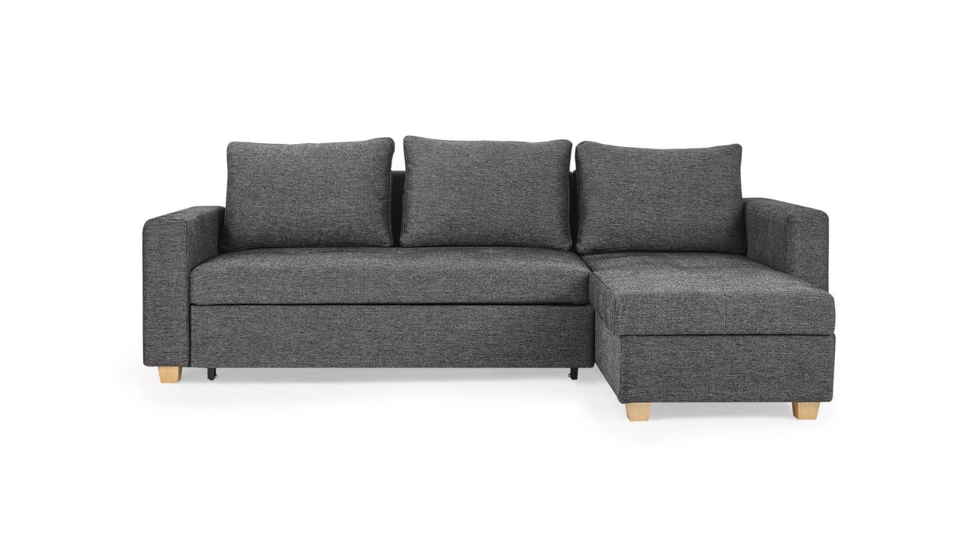 Chicago Storage - Corner Sofa Bed | Loungelovers in Chaise Sofa Beds With Storage (Image 1 of 15)