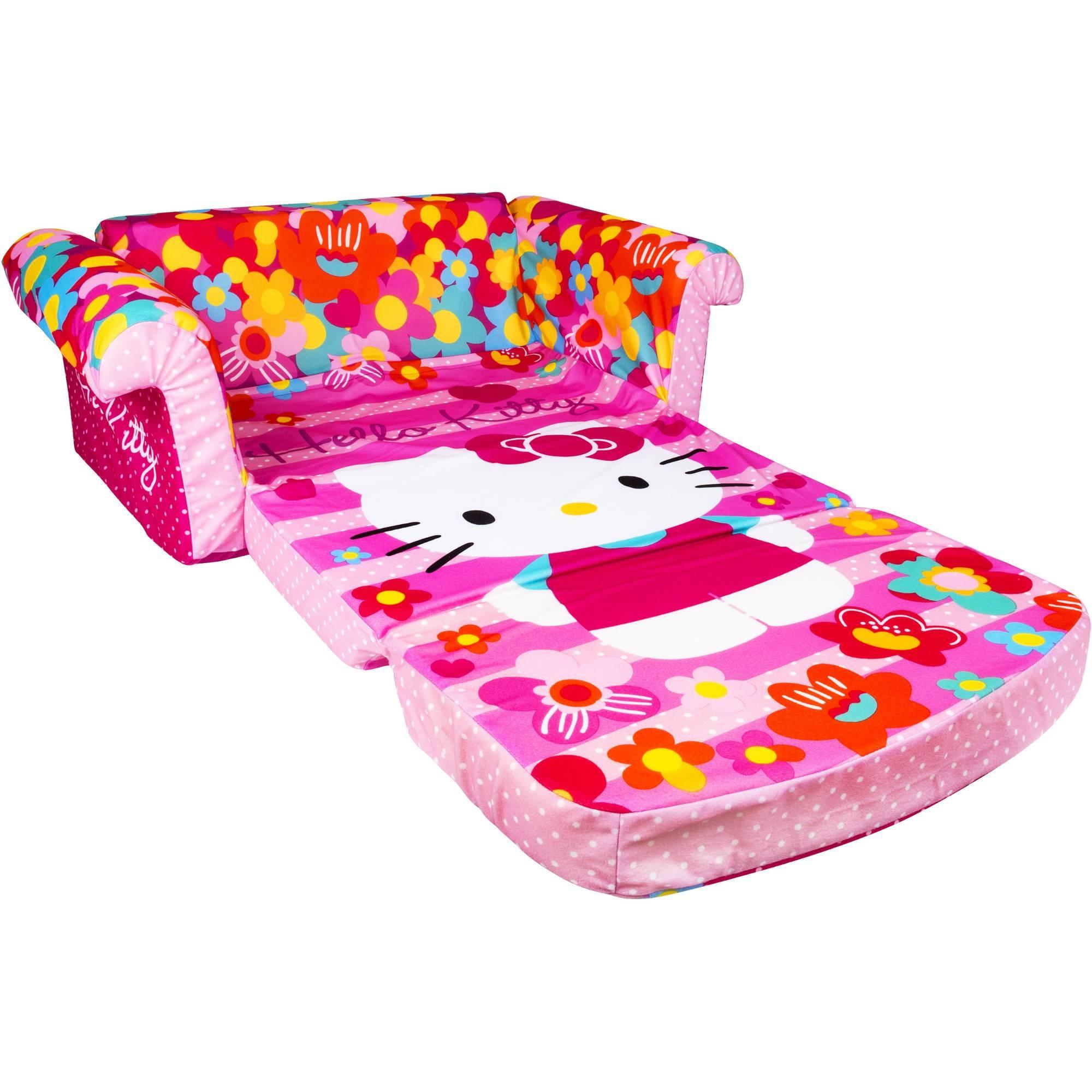 Child Flip Open Sofa | Centerfieldbar for Flip Open Sofas For Toddlers (Image 1 of 15)
