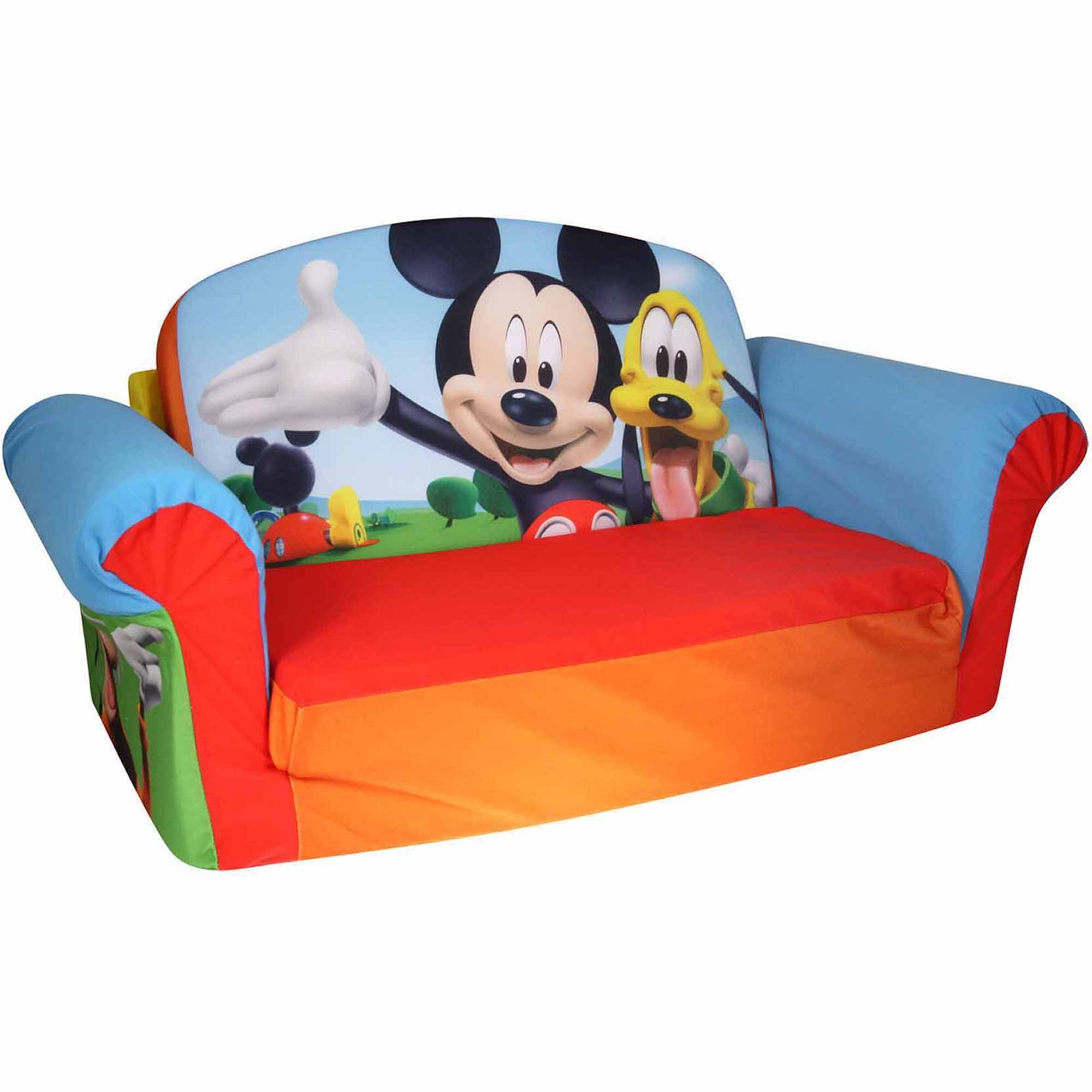 Child Flip Open Sofa | Centerfieldbar for Kid Flip Open Sofa Beds (Image 2 of 15)