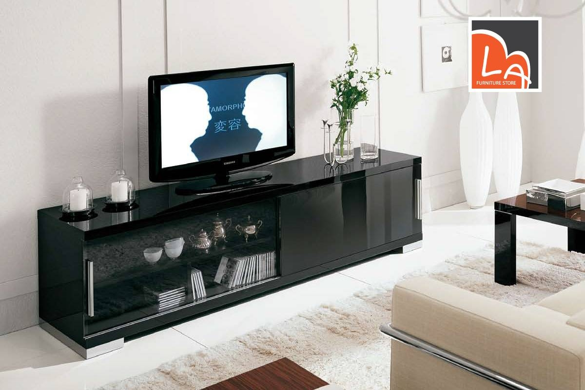 Choosing Between Small And Big Tv Stands - La Furniture Blog pertaining to Big Tv Stands Furniture (Image 3 of 15)