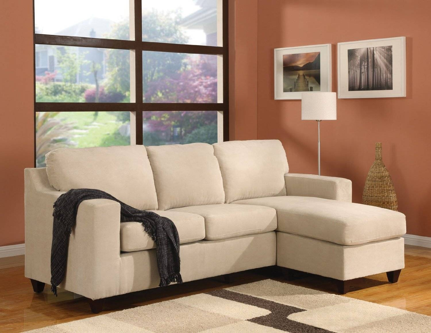 Featured Photo of Small Sofas With Chaise Lounge