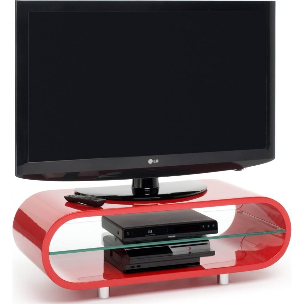 Chrome Plated Feet; Quick To Assemble; Displays Up To 50 intended for Techlink Tv Stands (Image 8 of 15)