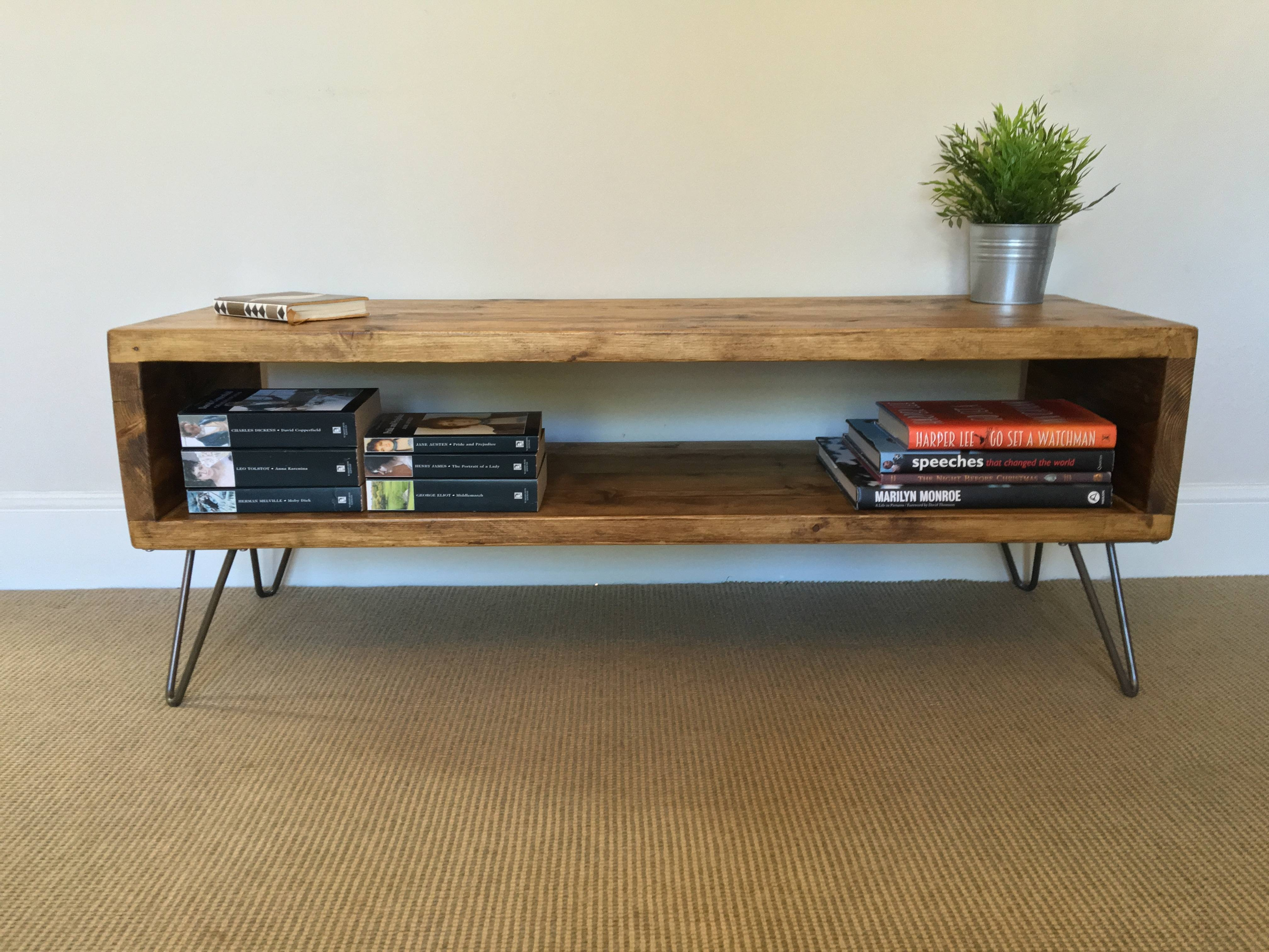 Coastal Furniture – Bespoke. Reclaimed. Furniture intended for Hairpin Leg Tv Stands (Image 2 of 15)