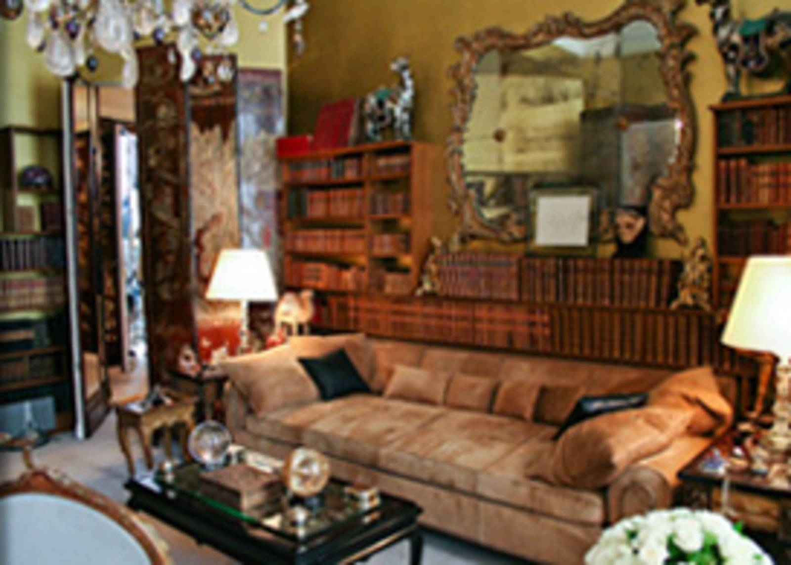 Coco Chanel's Apartment - Cool Hunting pertaining to Coco Chanel Sofas (Image 11 of 15)
