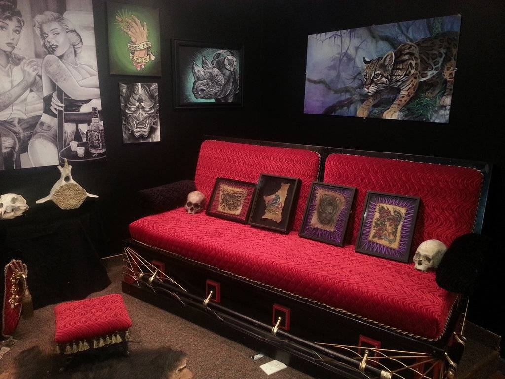 Coffin Couch - Home Design with regard to Coffin Sofas (Image 7 of 15)