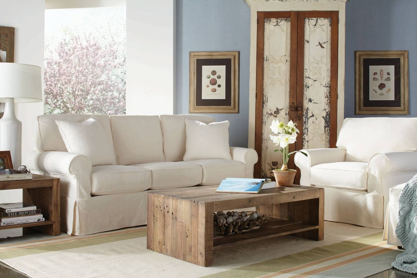 Featured Photo of 3 Piece Slipcover Sets