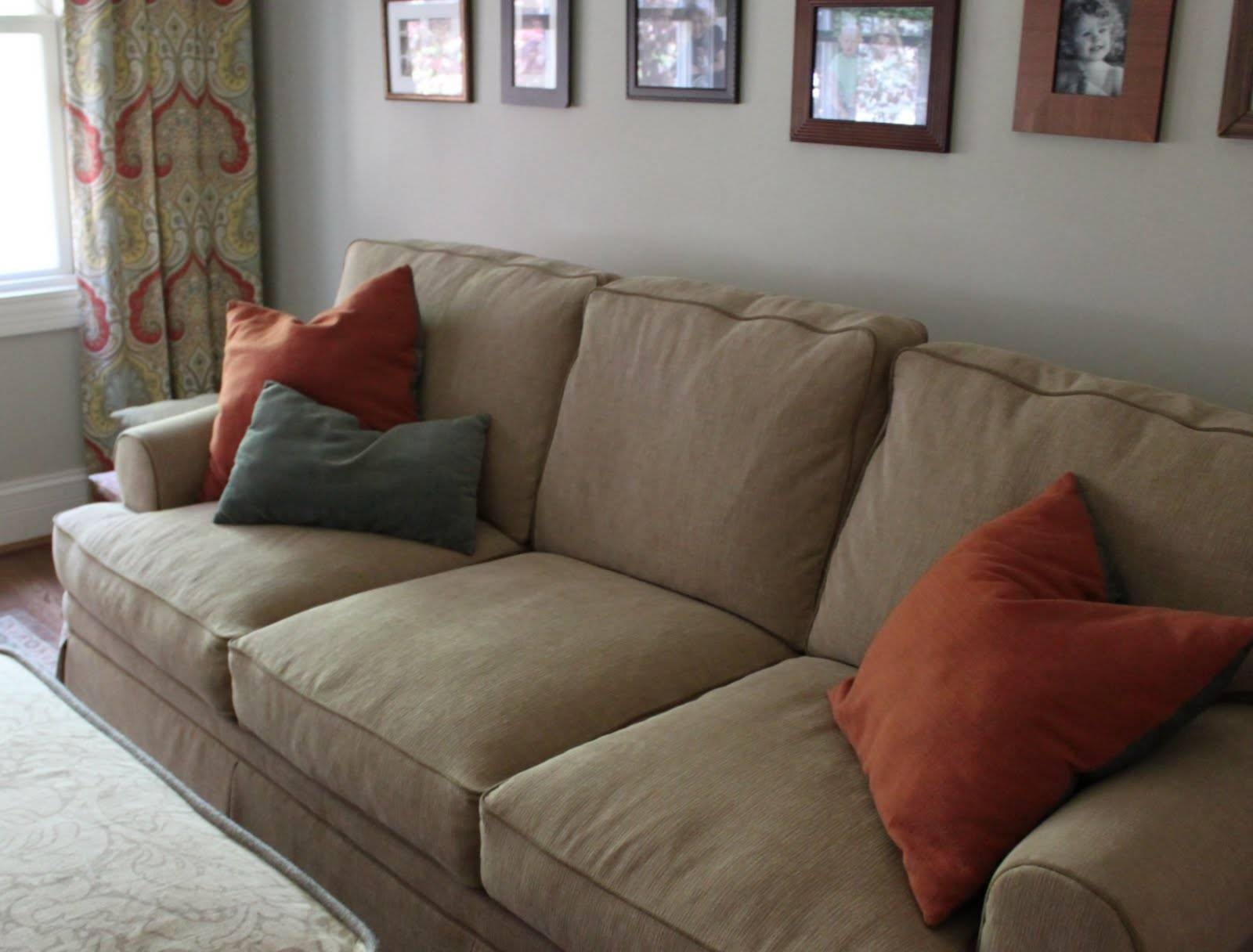 Comfy Couches: Beautiful Pictures, Photos Of Remodeling – Interior inside Big Comfy Sofas (Image 2 of 15)