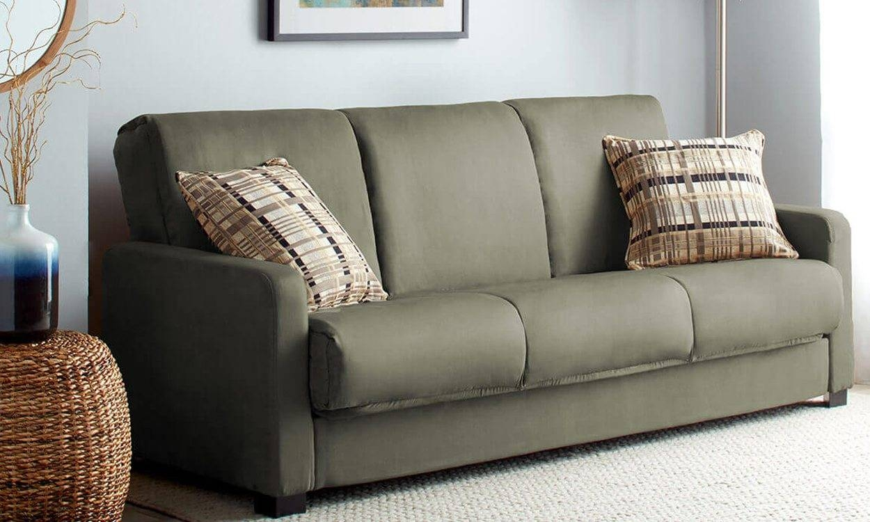 Common Questions About Microfiber Furniture - Overstock with Green Microfiber Sofas (Image 3 of 15)