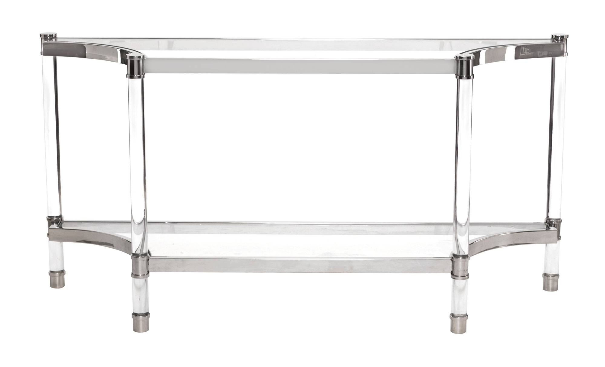 Console Table | Bernhardt pertaining to Bernhardt Console Tables (Image 8 of 15)