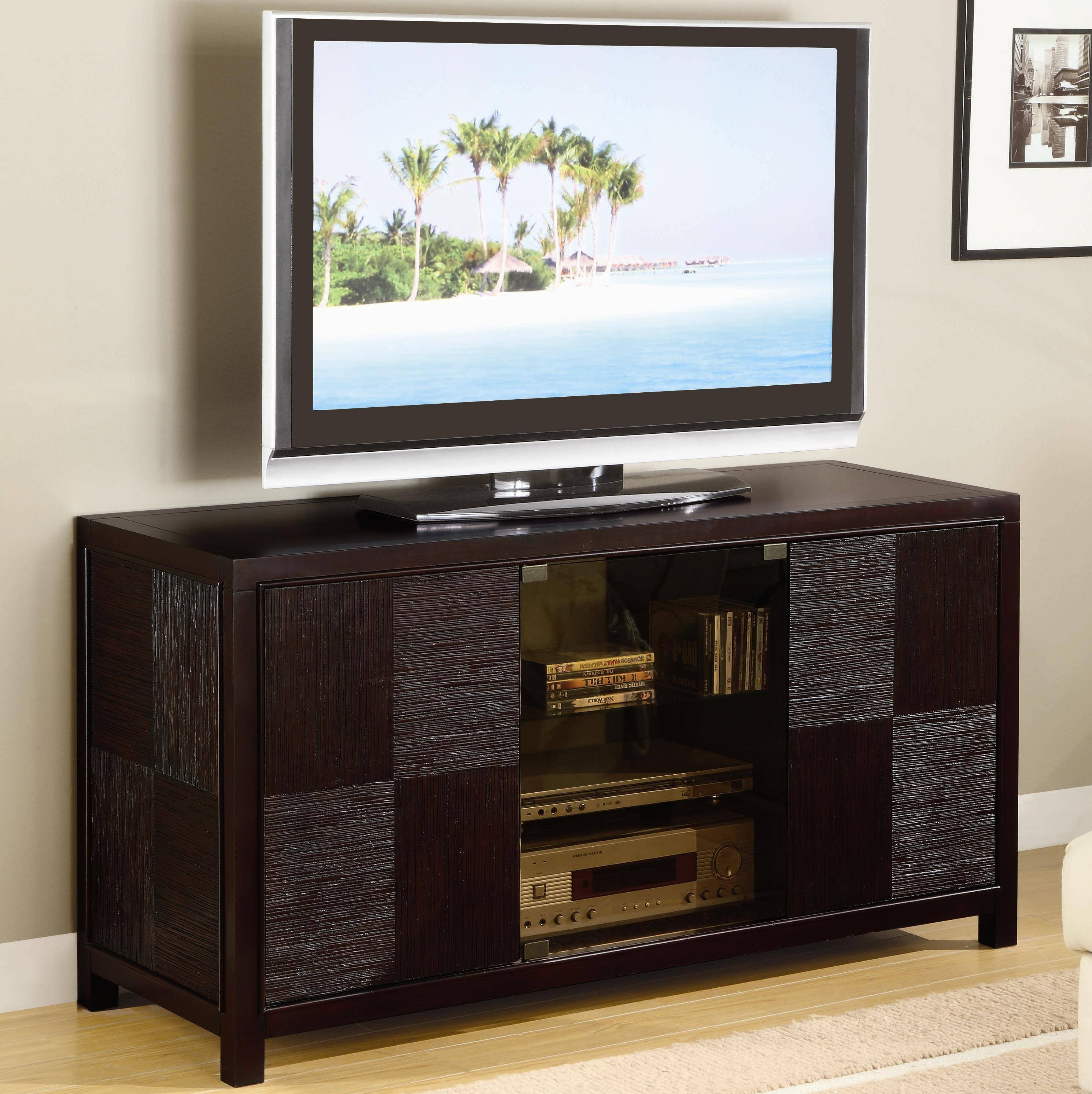 Contemporary Modern Tv Stand Console Table With Storage And Regarding Stands Image 3