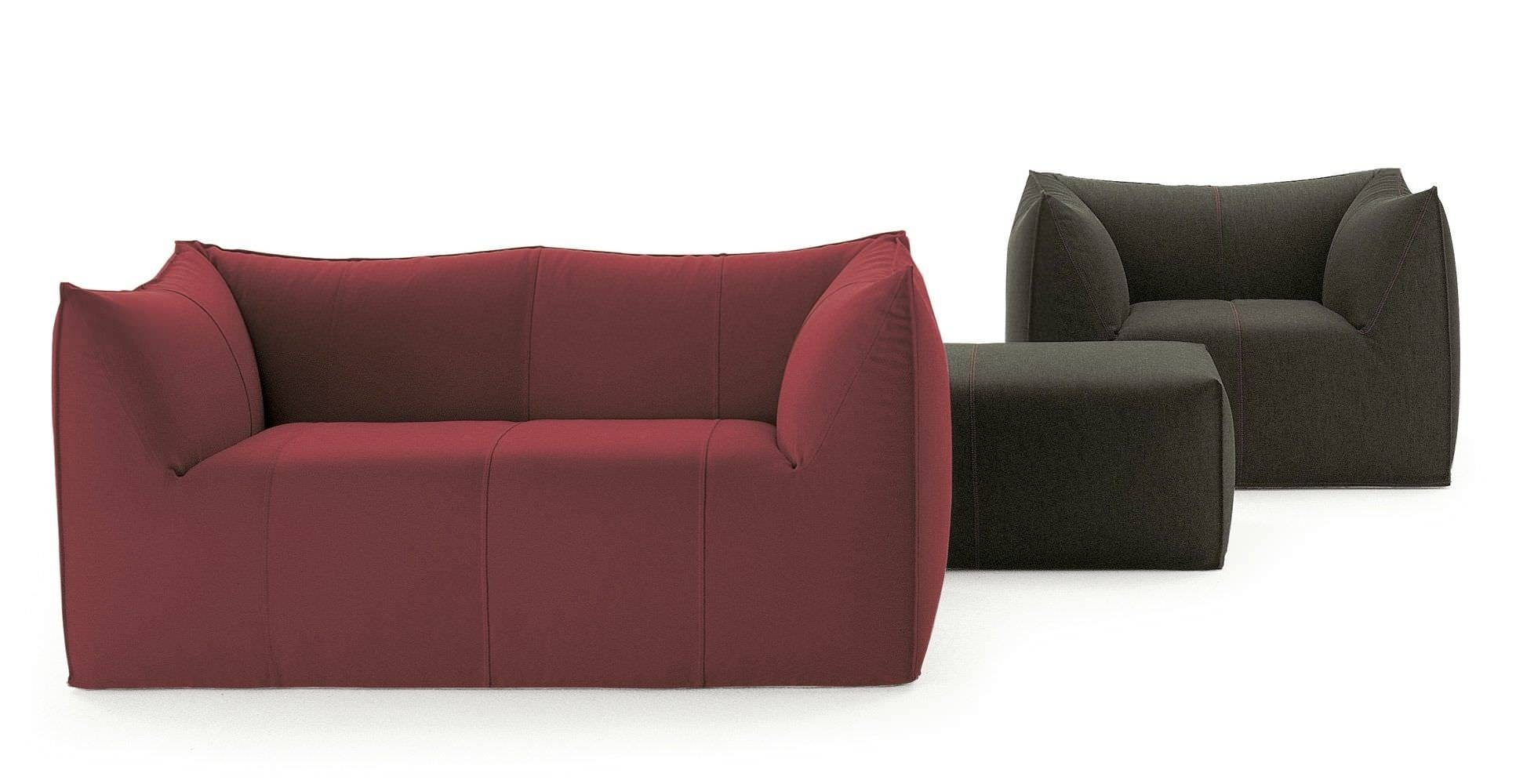 Contemporary Sofa / Leather / Fabric /mario Bellini – Le Pertaining To Bellini Sofas (View 4 of 15)