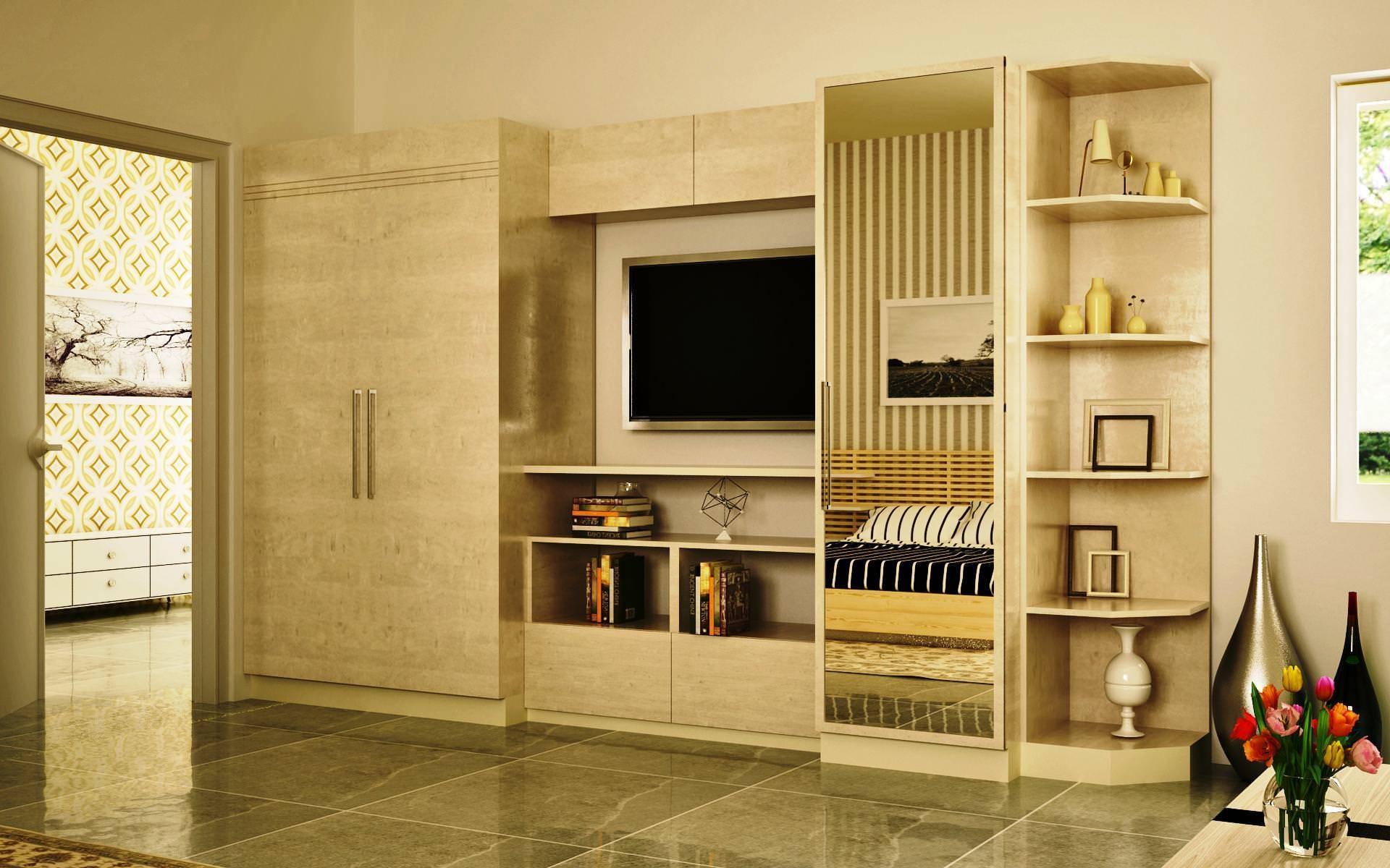 Contemporary Tv Armoire — Contemporary Homescontemporary Homes within Cherry Tv Armoire (Image 6 of 15)