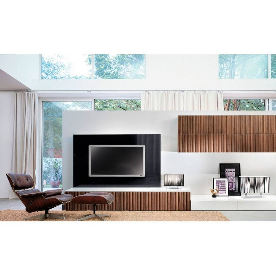 & Contemporary Tv Cabinet Design Tc106 with Modern Tv Cabinets (Image 1 of 15)