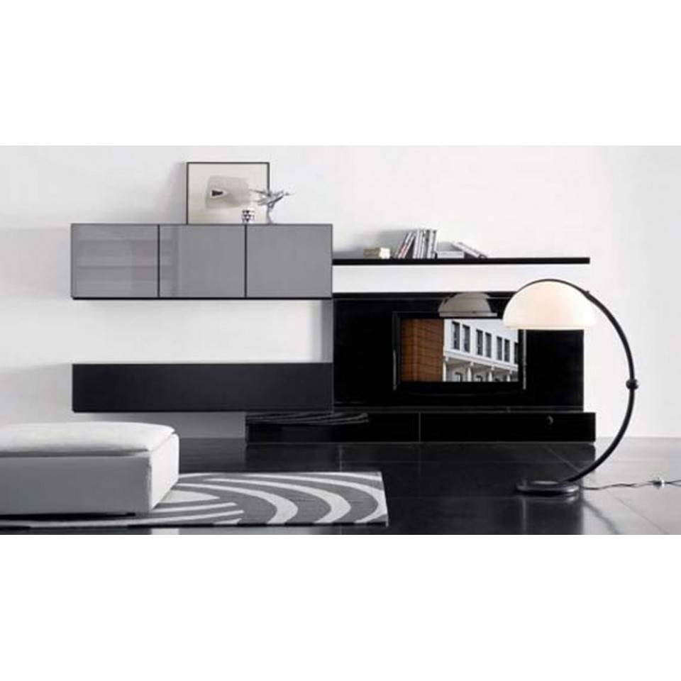 & Contemporary Tv Cabinet Design Tc116 with Modern Style Tv Stands (Image 4 of 15)
