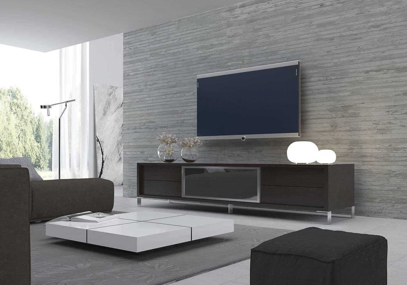 Contemporary Tv Cabinet / Wooden - Lexington - Modloft for Contemporary Tv Cabinets (Image 12 of 15)