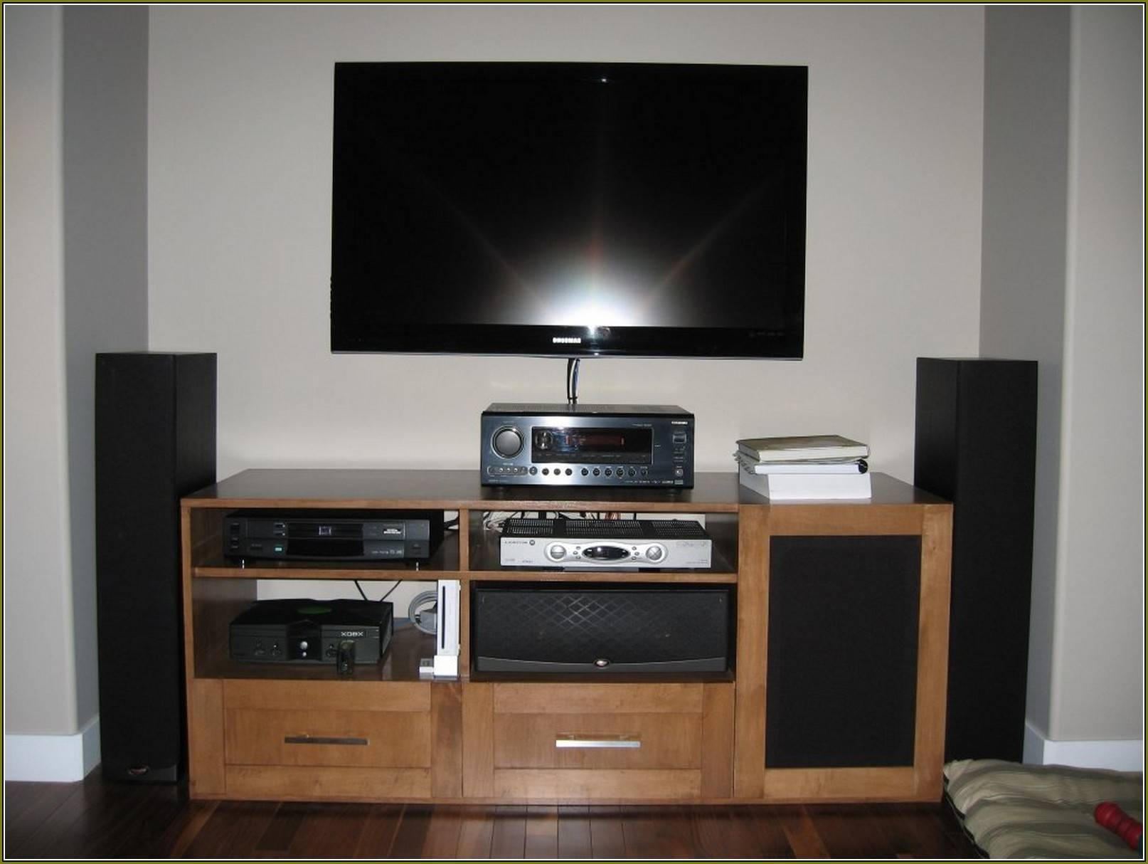 Contemporary Tv Cabinets For Flat Screens | Home Design Ideas For Contemporary Tv Cabinets For Flat Screens (View 4 of 15)