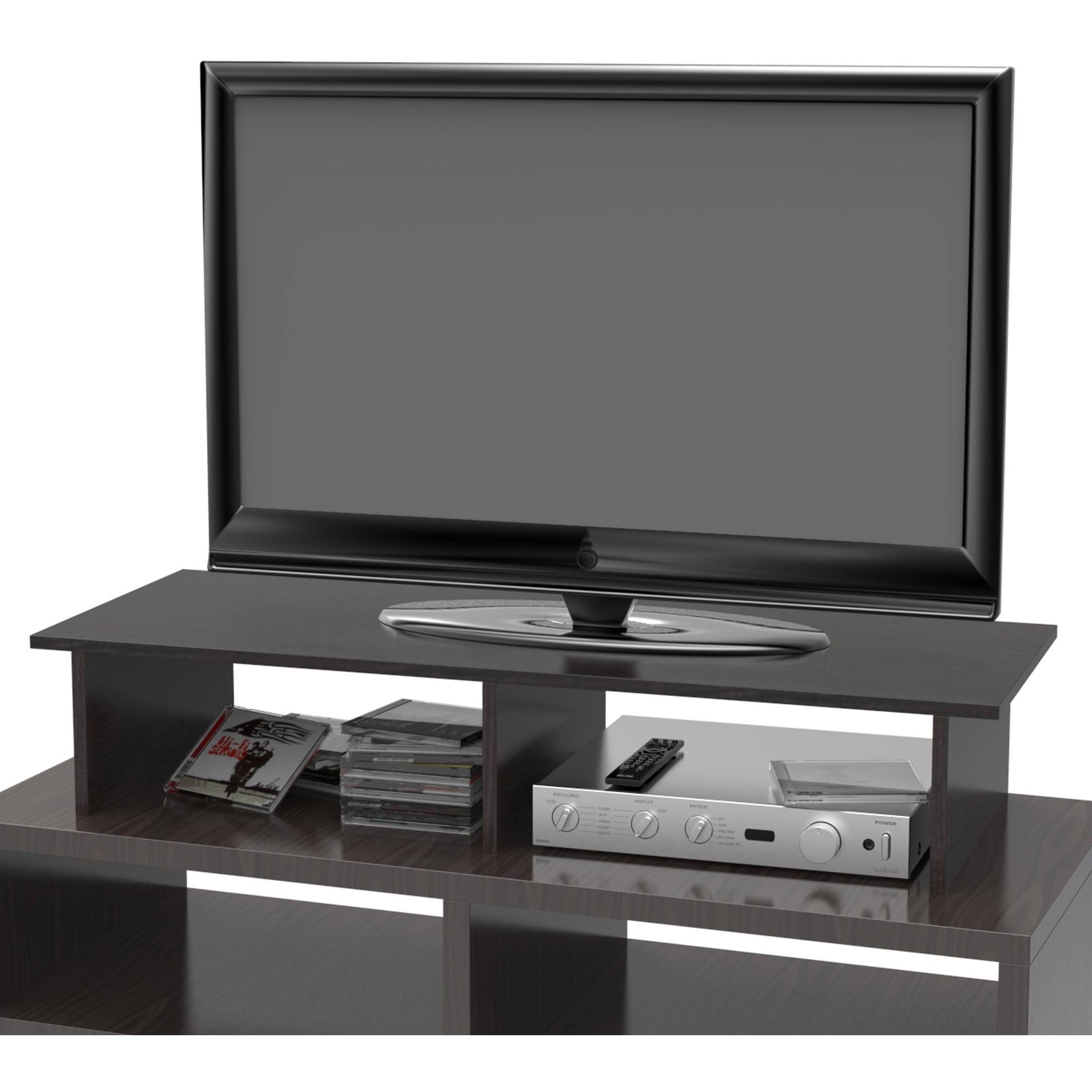 Convenience Concepts Designs2Go Large Monitor Riser, Multiple with Tv Riser Stand (Image 2 of 15)