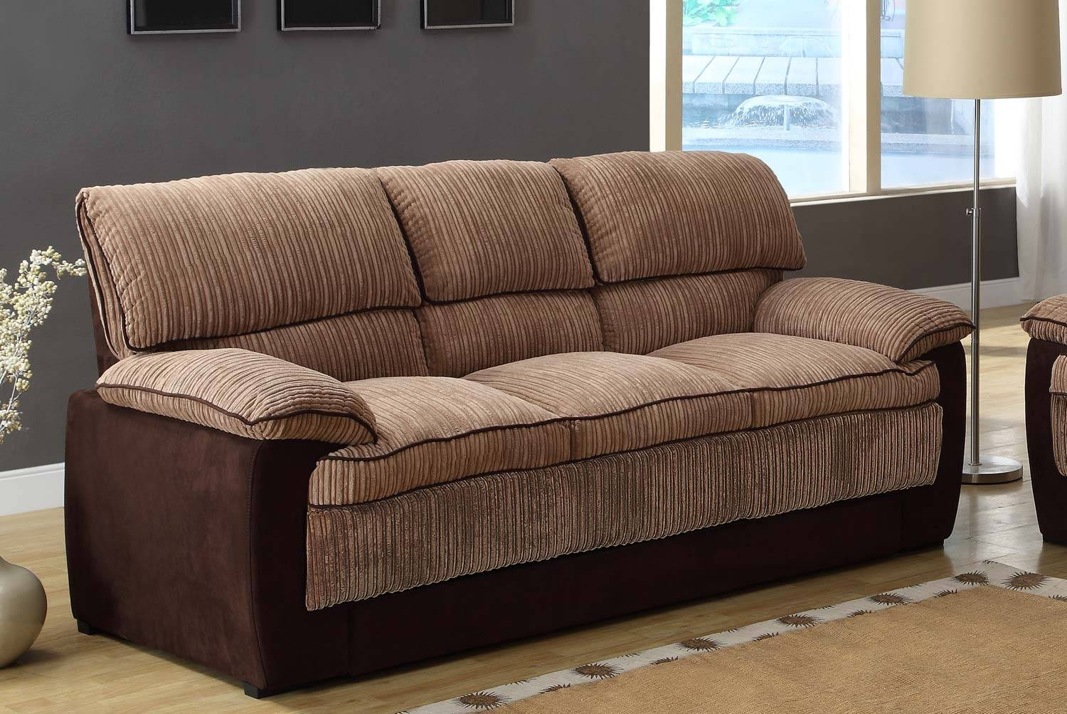 Featured Photo of Brown Corduroy Sofas