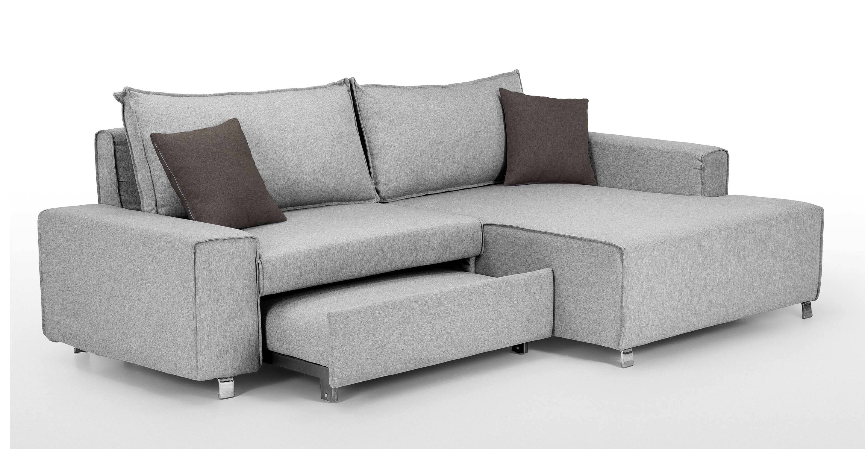 Corner Sofa Beds | Centerfieldbar inside Corner Sofa Beds (Image 6 of 15)
