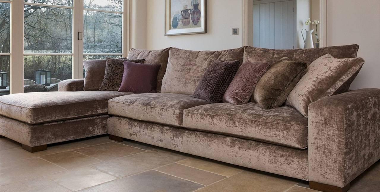 Corner Sofas In Kent | Lenleys Of Canterbury | Lenleys for Corner Sofas (Image 5 of 15)