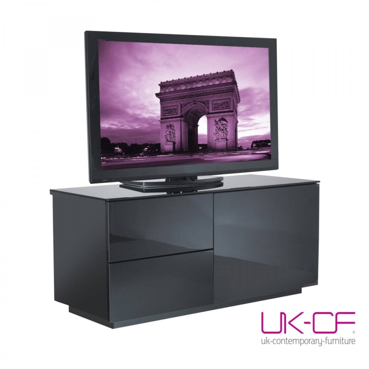 tv furniture cabinets best 15 of black corner tv cabinets with glass doors 27354