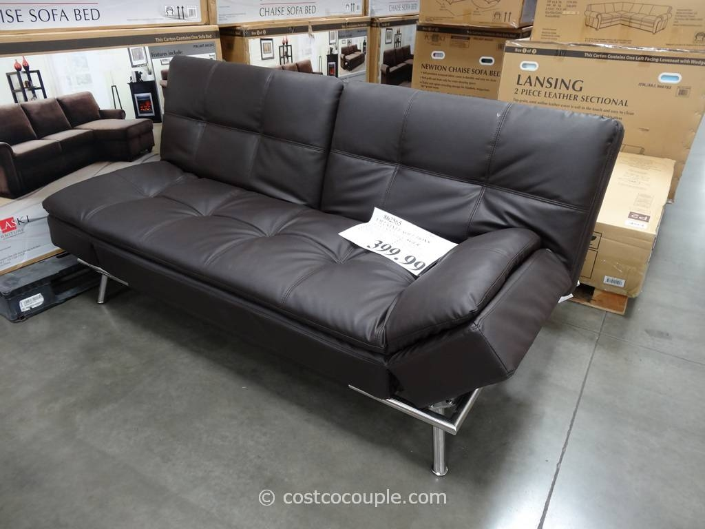 Costco Futon Beds | Roselawnlutheran inside Euro Lounger Sofa Beds (Image 4 of 15)