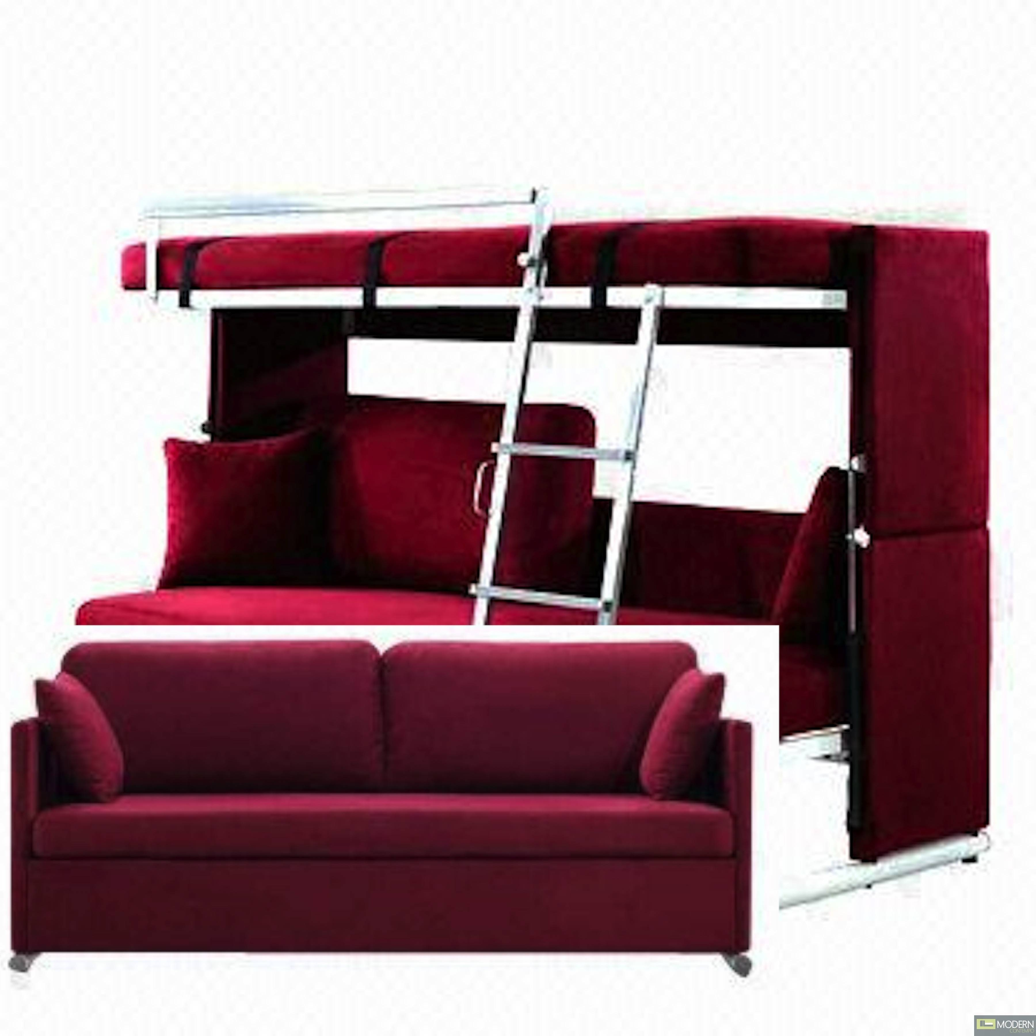 Featured Photo of Sofas Converts To Bunk Bed