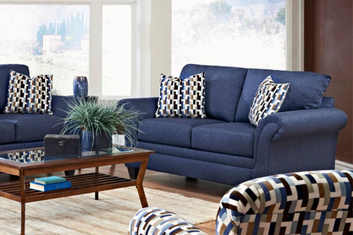 Country Plaid Sofas 51 With Country Plaid Sofas | Jinanhongyu within Blue Plaid Sofas (Image 2 of 15)