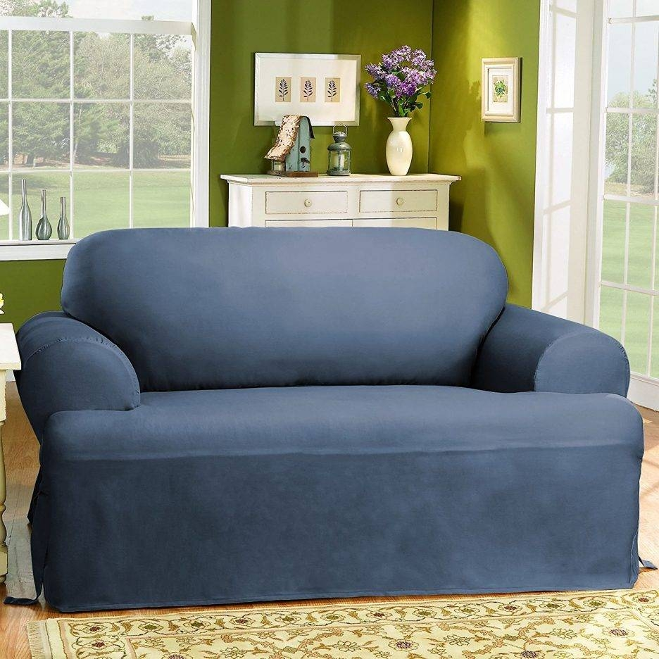 15 Best T Cushion Slipcovers For Large Sofas