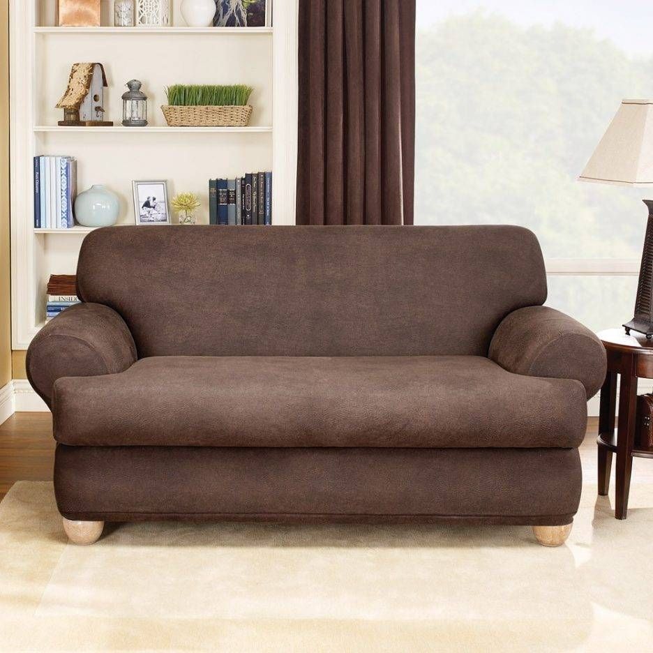 Cushions : Zippered Couch Cushion Covers Sectional Pillow within Individual Couch Seat Cushion Covers (Image 11 of 15)