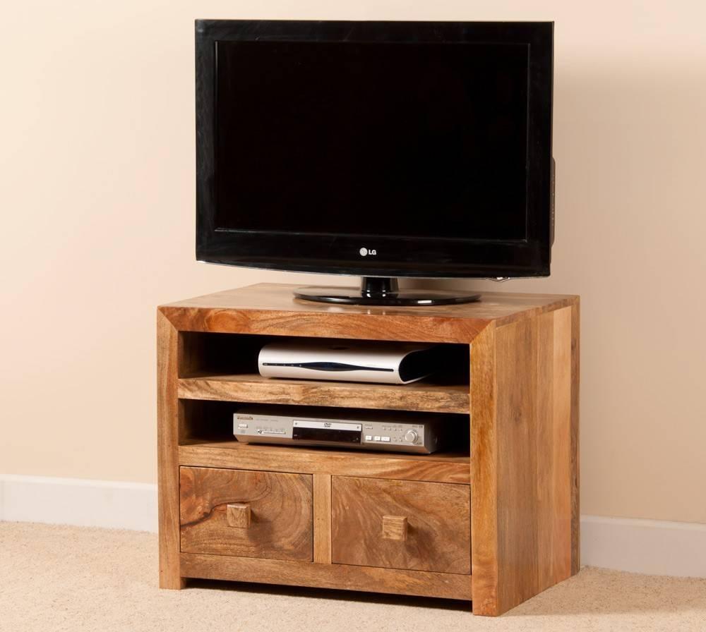 Dakota Light Mango Small Tv Unit | Casa Bella Furniture Uk For Mango Tv Units (View 9 of 15)