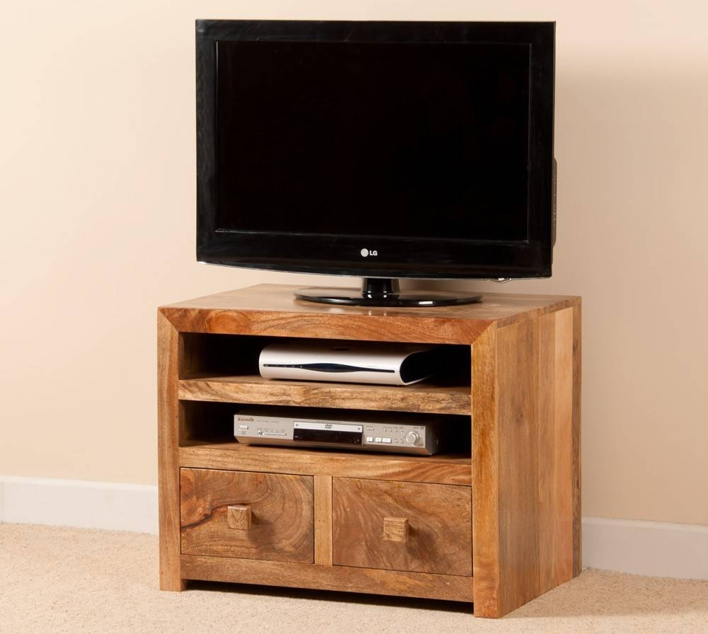 Dakota Light Mango Small Tv Unit   Casa Bella Furniture Uk Within Mango Tv Unit (View 12 of 15)