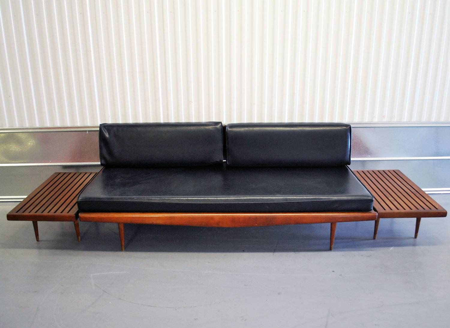 Danish Modern Furniture Couch : Lovable Perfect Danish Modern pertaining to Danish Modern Sofas (Image 3 of 15)