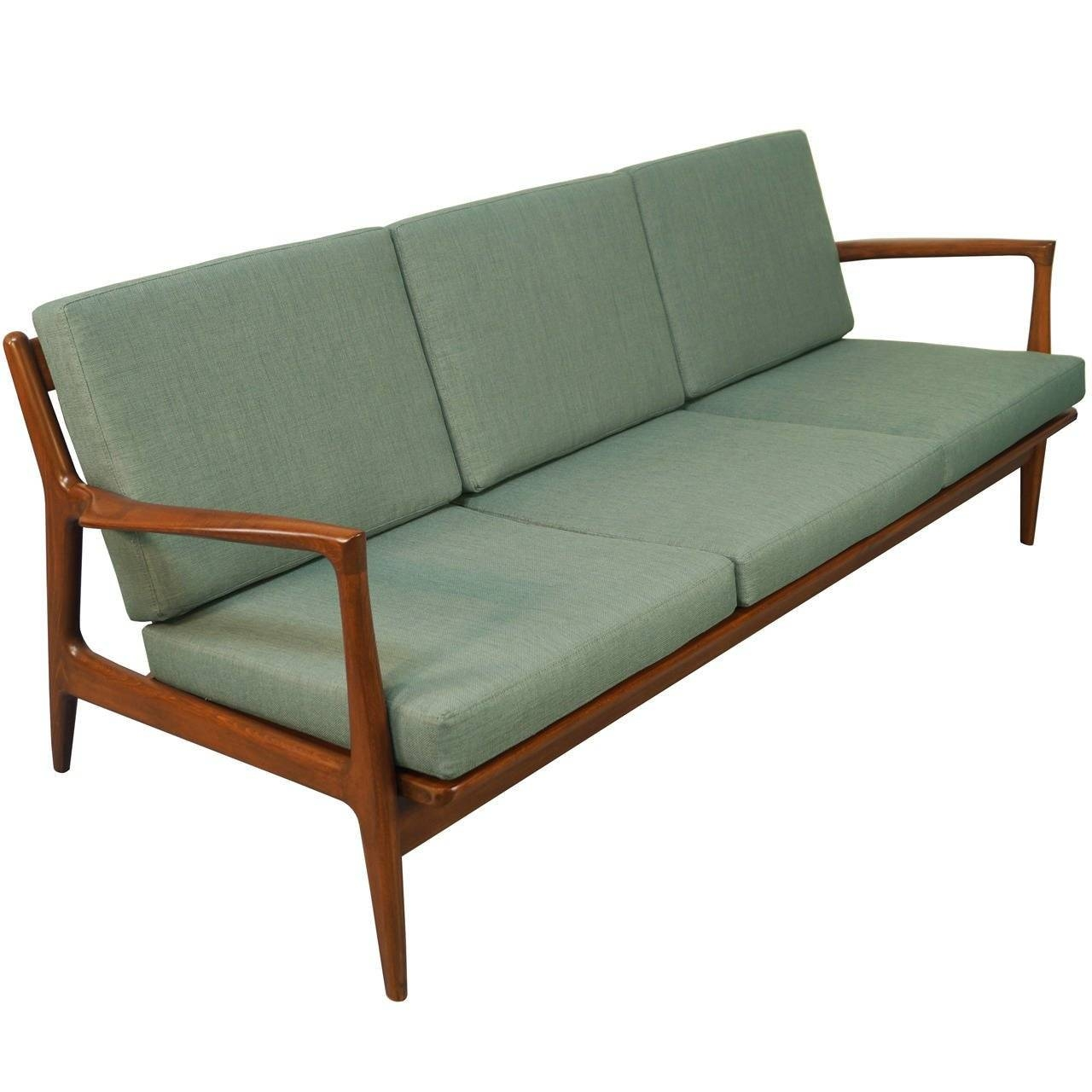 Danish Modern Sofaib Kofod-Larsen At 1Stdibs in Modern Danish Sofas (Image 2 of 15)