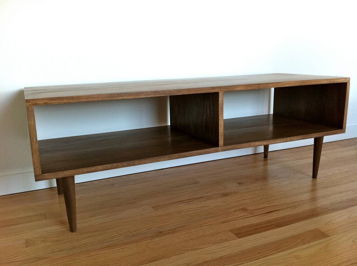 Danish Modern Style Tv Stand / Coffee Table | Tamankoma Throughout Scandinavian Tv Stands (View 1 of 15)