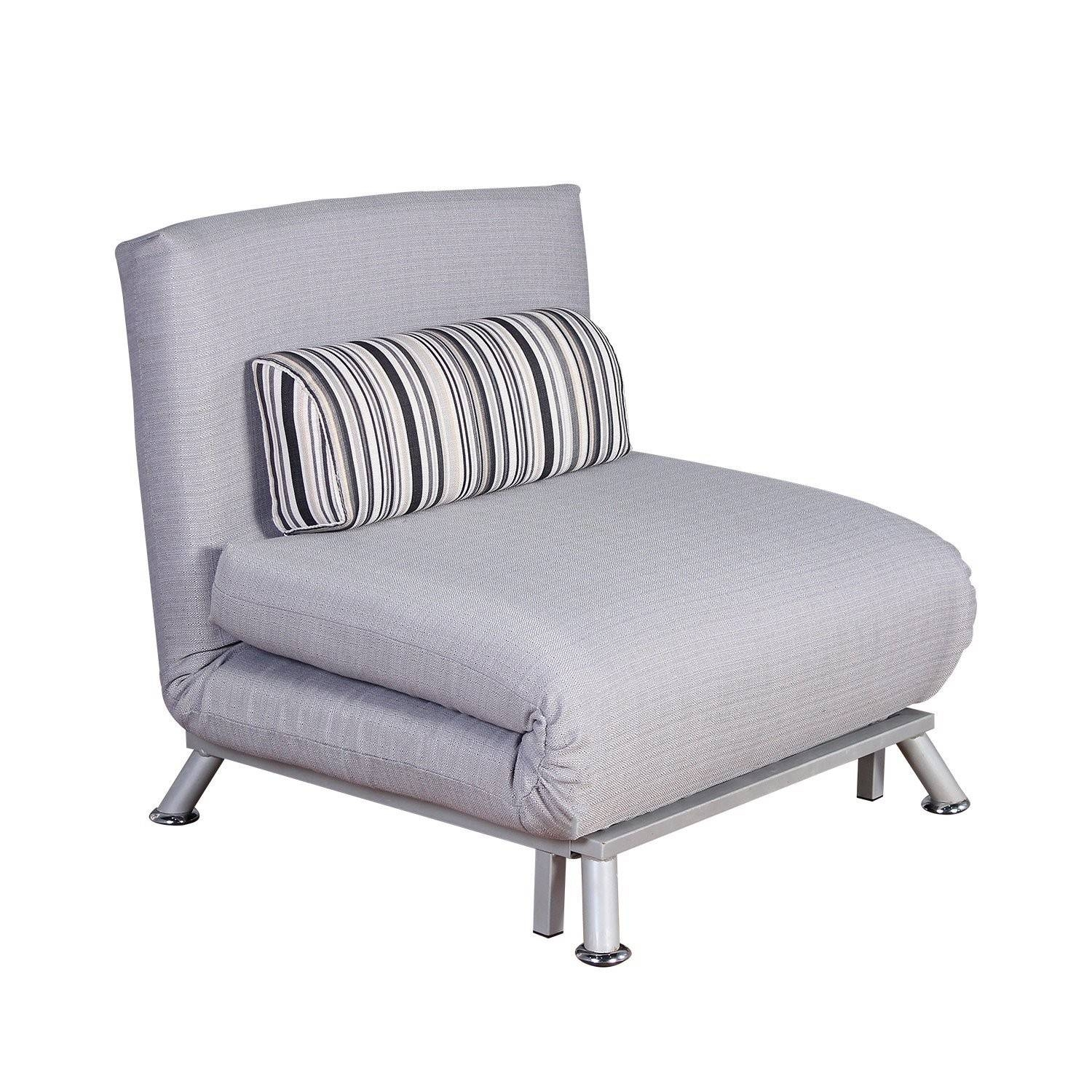 Darwin Single Futon Chair Bed Best Quality Single Futon - Home with Single Futon Sofa Beds (Image 3 of 15)