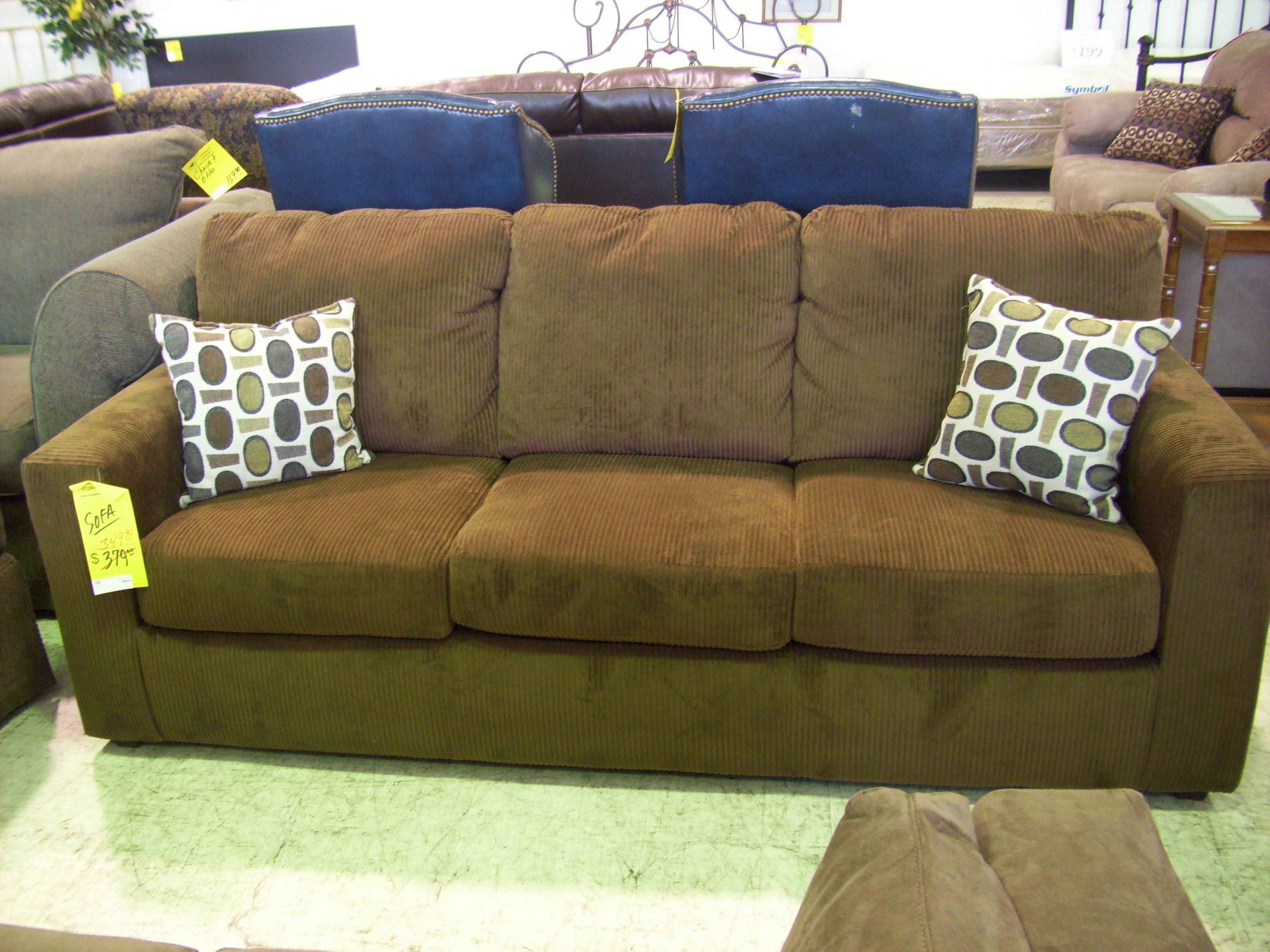 Decor: Leather Sectional Sofa And Corduroy Sectional Sofa with Brown Corduroy Sofas (Image 5 of 15)