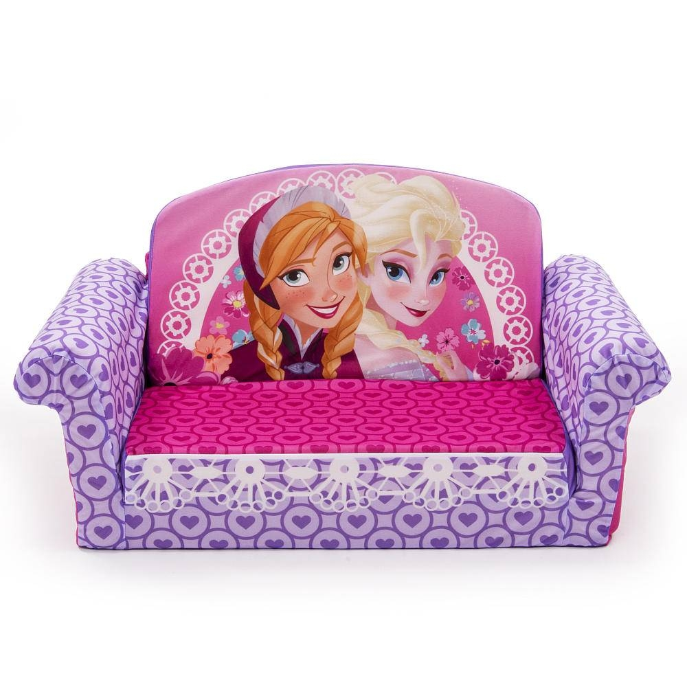 Disney Frozen Flip Open Sofa Best Retaiprice In Pakistan inside Disney Princess Couches (Image 5 of 15)