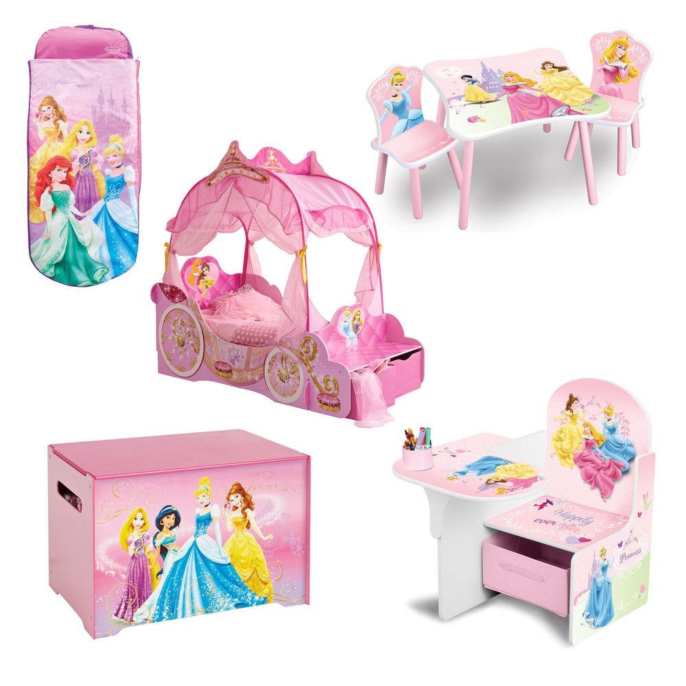 Disney Princess Bedroom Furniture For Girls - Video And Photos with regard to Disney Princess Sofas (Image 4 of 15)