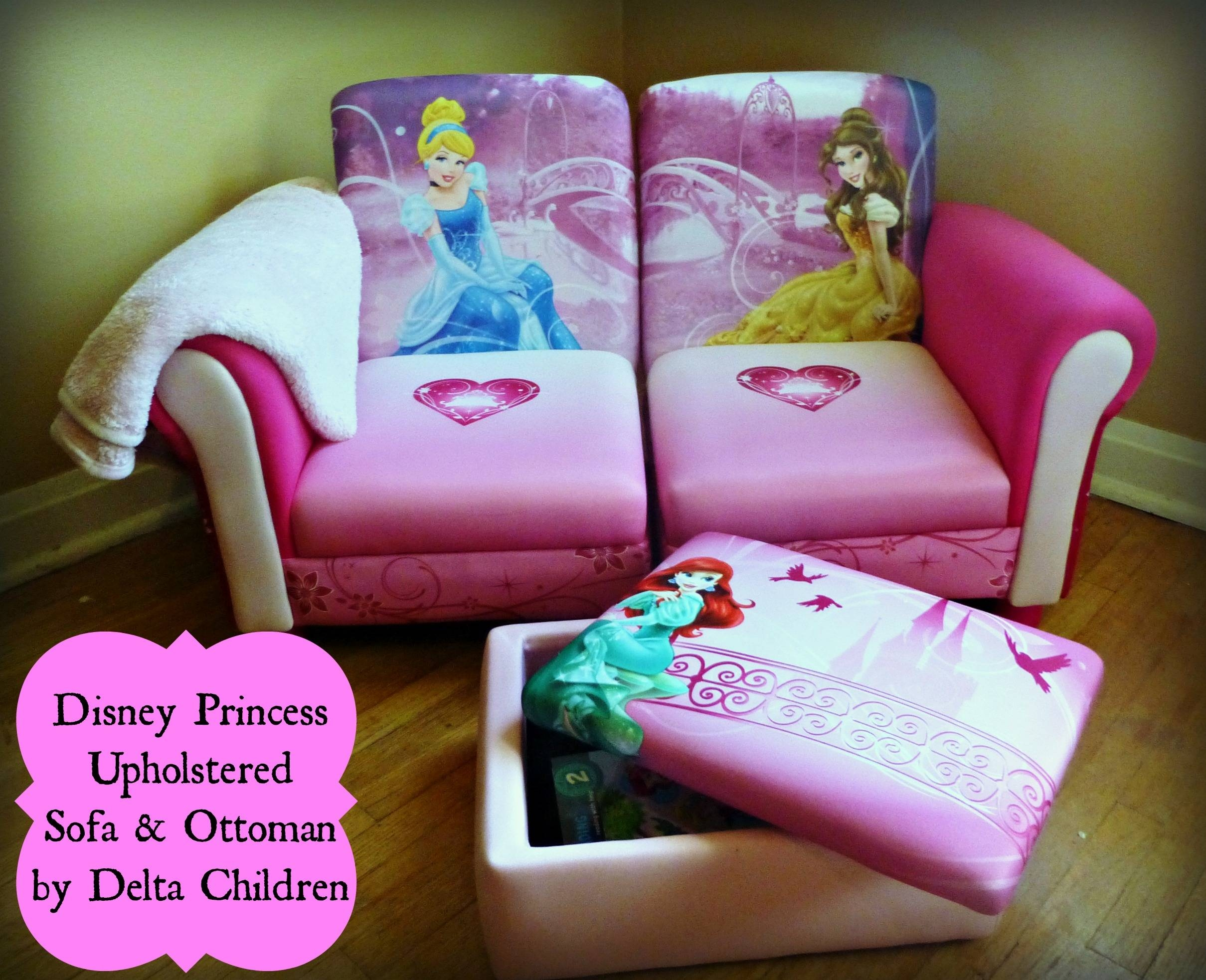 Disney Princess Sofa | Memsaheb with regard to Disney Princess Couches (Image 7 of 15)
