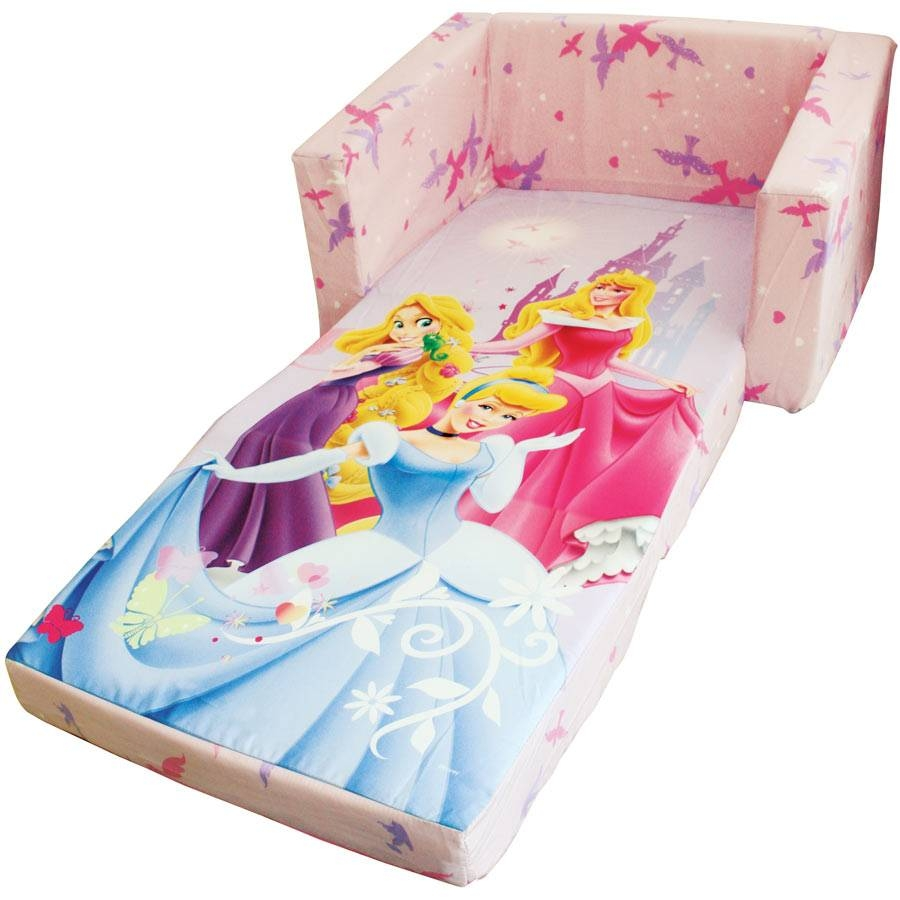 Disney Sofa Bed – Hereo Sofa throughout Disney Princess Couches (Image 9 of 15)