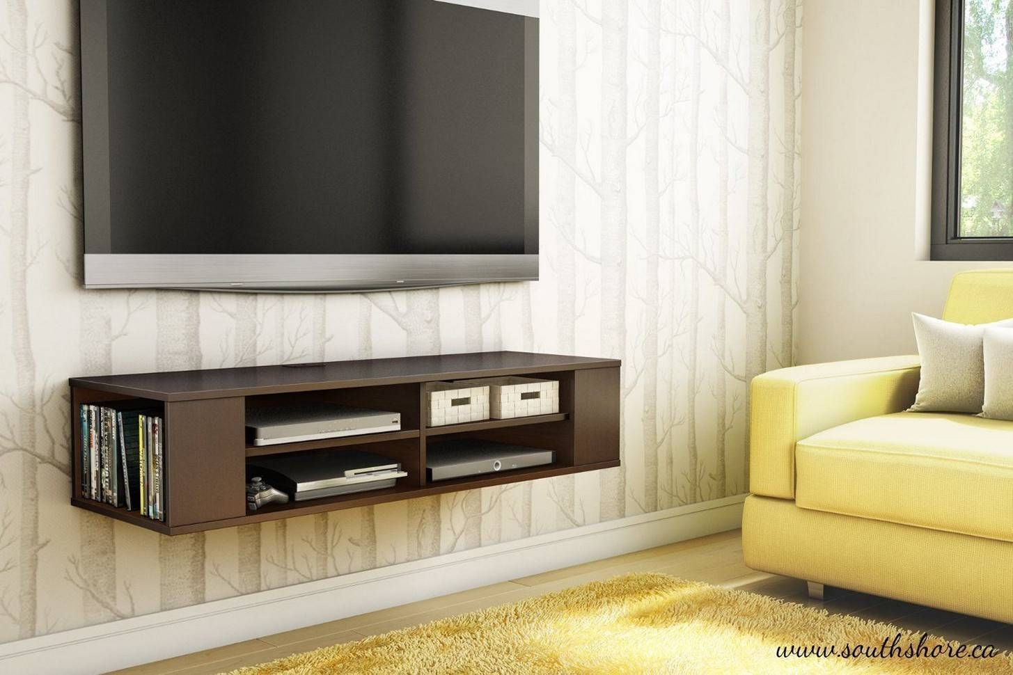 Diy Tv Stand Endless Choices For Your Room Interior Pertaining To Floating Tv Cabinet (View 8 of 15)
